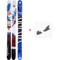 Ski Armada Arv 116 JJ 2020 + SkibindungenRA0000120