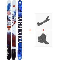 Ski Armada Arv 116 JJ 2020 + Tourenbindungen + FelleRA0000120