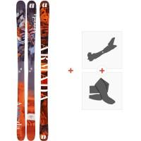 Ski Armada Arv 86 2020 + Touring bindingsRA0000116