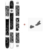 Ski Armada Arw 116 Vj 2020 + Fixations de skiRA0000138