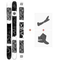 Ski Armada Arw 116 Vjj 2020 + Touring bindingsRA0000138