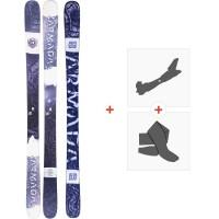 Ski Armada Arw 84 2020 + Touring bindingsRA0000152