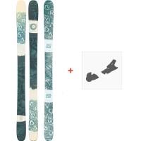 Ski Armada Arw 86 2020 + Fixations de skiRA0000128
