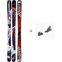 Ski Armada Bdog 2020 + SkibindungenRA0000144