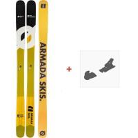 Ski Armada Bdog Edgeless 2020 + SkibindungenRA0000164