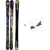 Ski Armada Edollo 2020 + Fixations de skiRA0000112