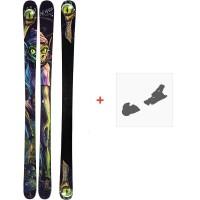 Ski Armada Edollo 2020 + SkibindungenRA0000112