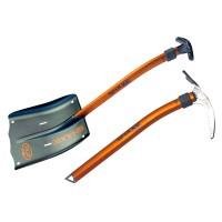 BCA Shaxe Tech Shovel Orange 2020