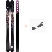 Ski Armada Invictus 95 2020 + Fixations de skiRA0000098