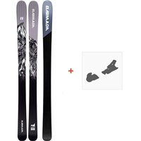 Ski Armada Invictus 99 Ti 2020 + Fixations de skiRA0000102