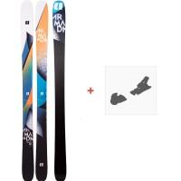 Ski Armada Trace 88 2020 + Fixation de ski