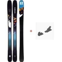 Ski Armada Trace 98 2020 + Fixations de ski