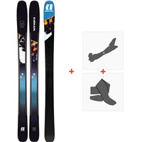 Ski Armada Trace 98 2020 + Tourenbindungen + FelleRA0000140