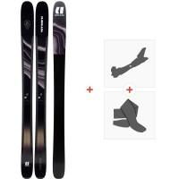Ski Armada Tracer 108 2020 + Fixations de ski randonnée + PeauxRA0000134