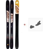 Ski Armada Tracer 118 Chx 2020 + Fixations de skiRA0000136