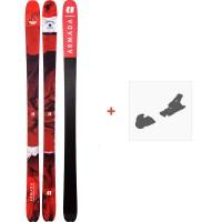 Ski Armada Tracer 88 2020 + Fixation de ski