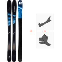 Ski Armada Tracer 98 2020 + Fixations de ski randonnée + Peaux