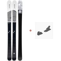 Ski Armada Victa 93 2020 + Fixations de skiRA0000104