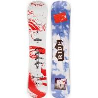 Snowboard Ride Burnout 2020