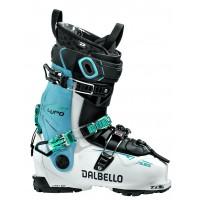 Dalbello Lupo Ax 105 W Ls White/Blue Cyan 2020