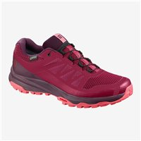 Salomon Shoes Xa Discovery Gtx W Beet Red/Potent 2019