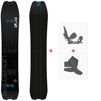 Splitboard Salomon Paremiere 2020 + Fixations de splitboard + PeauxL4053100