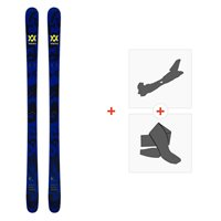 Ski Volkl Bash 81 2020 + Fixations de Ski Randonnée + Peaux