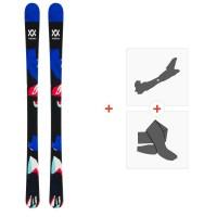 Ski Volkl Bash 86 W 2020 + Fixations de Ski Randonnée + Peaux
