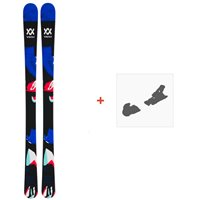 Ski Volkl Bash W Junior 2020 + Fixations de Ski