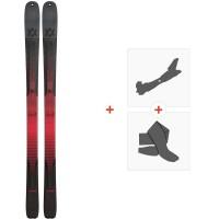 Ski Volkl BMT 90 2020 + Fixations de Ski Randonnée + Peaux