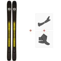 Ski Volkl Confession Junior 2020 + Fixations de Ski Randonnée + Peaux