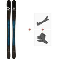Ski Volkl Kendo 88 2020 + Fixations de Ski Randonnée + Peaux