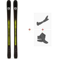 Ski Volkl Kendo 92 2020 + Fixations de Ski Randonnée + Peaux119406