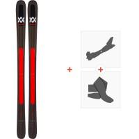 Ski Volkl M5 Mantra 2020 + Fixations de ski randonnée + Peaux