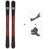 Ski Volkl Mantra Junior 2020 + Fixations de ski randonnée + Peaux