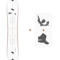 Splitboard Amplid Tour Operator 2020 + Fixations de splitboard + PeauxA.200110