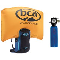BCA Float 12 Black/Navy Pack 2020