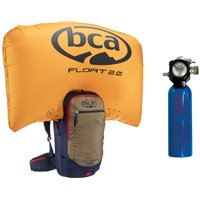 BCA Float 22 Blue Tan Pack 2020