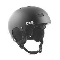 Casque de Ski TSG Arctic Kraken Solid Color Black Satin 2020