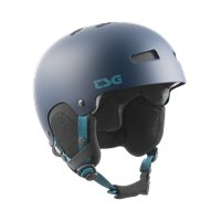 Casque de Ski TSG Gravity Solid Color Midnight Blue Satin 2020