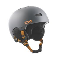 Casque de Ski TSG Gravity Solid Color Marsh Satin 2020
