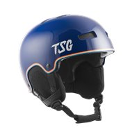 Casque de Ski TSG Gravity Graphic Design Ripped Stripes 2020
