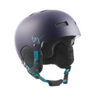 Casque de Ski TSG Lotus Solid Color Figue Satin 2020