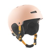 Casque de Ski TSG Lotus Solid Color Dark Peach Satin 2020