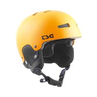 Casque de Ski TSG Gravity Youth Solid Color Acid Orange Satin 2020