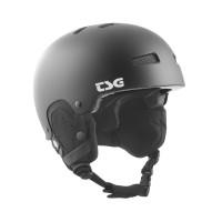 Casque de Ski TSG Gravity Youth Solid Color Black Satin 2020
