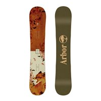 Snowboard Arbor Cadence Camber 2020