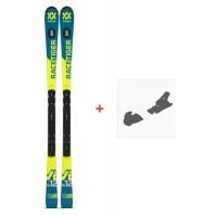Ski Volkl Racetiger SL R (w/plate 14mm w/UVO) + X-cell 16 2019