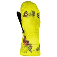 Scott Glove Mitten Tot JR Ultimate yellow 2020