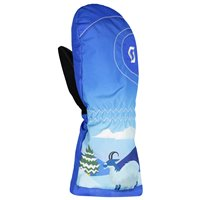 Scott Glove Mitten Tot JR Ultimate blue 2020